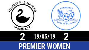 PW2019 09 Forrest Hill Milford Wanderers
