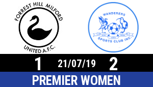 PW2019 16 Forrest Hill Milford Wanderers