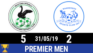 PM2019 0531 Chatham Cup Western Springs Wanderers