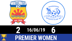 PW2019 0616 Kate Sheppard Cup Waitemata Wanderers